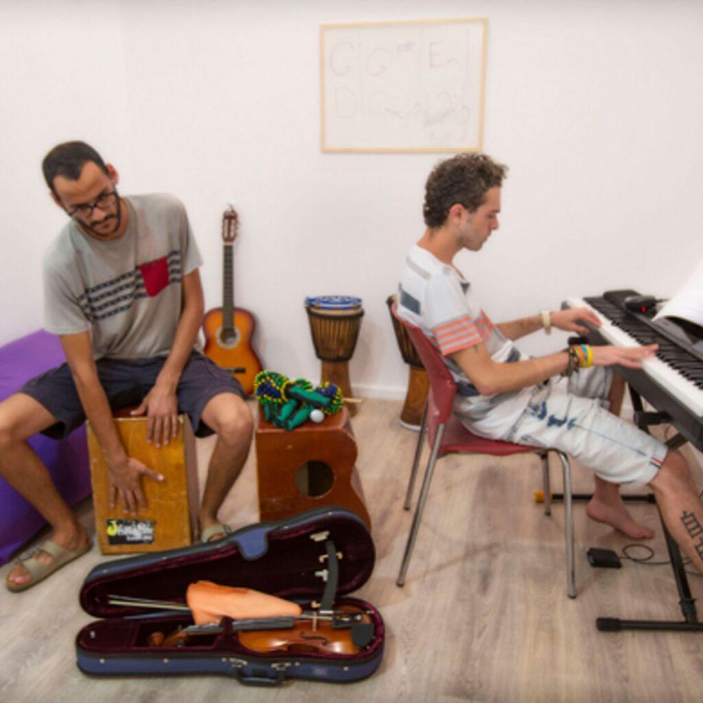 טיפול במוסיקה MOODY