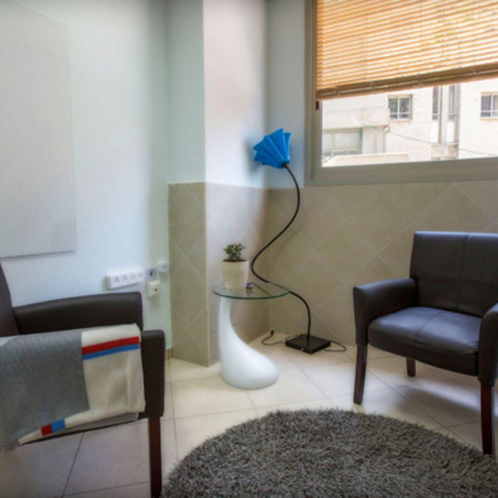 חדר טיפולים MOODY